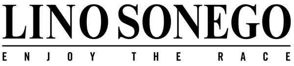 Lino-Sonego-Enjoy-The-RACE-logo-nero