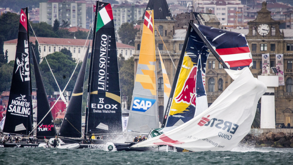 Lino Sonego Extreme Sailing Series - Istanbul